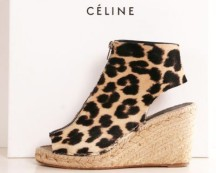 Celine Wedges