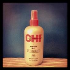 Review: Chi keratin mist